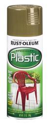 Rust-Oleum® Specialty Paint For Plastic Spray Plastic Taupe