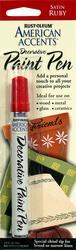 Rust-Oleum® American Accents Decorative Satin Ruby Paint Pen