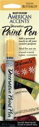 Rust-Oleum® American Accents Decorative Satin Buttercup Paint Pen