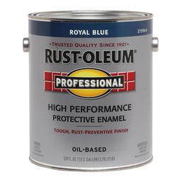 Rust-Oleum® Professional Gloss Royal Blue High-Performance Enamel - 1 gal.