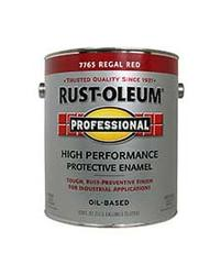 Rust-Oleum® Professional Regal Red Low-VOC High-Performance Enamel - 1 gal.
