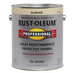 Rust-Oleum® Professional Gloss Almond High-Performance Enamel - 1 gal.