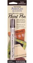 Rust-Oleum® American Accents Decorative Satin Espresso Paint Pen