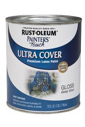 Rust-Oleum® Painter's Touch Gloss Deep Blue Ultra Cover Paint - 1 qt