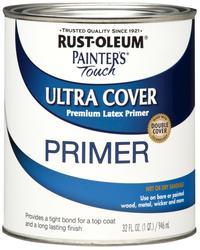 Rust-Oleum® Painter's Touch Flat White Ultra Cover Primer - 1 qt