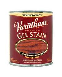 Varathane® Premium Traditional Cherry Gel Stain - 1 qt