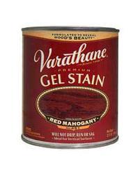 Varathane® Premium Red Mahogany Gel Stain - 1 qt