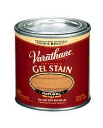 Varathane® Premium Natural Gel Stain - 1/2 pt