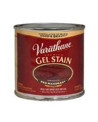 Varathane® Premium Red Mahogany Gel Stain - 1/2 pt