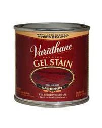 Varathane® Premium Cabernet Gel Stain - 1/2 pt