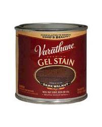Varathane® Premium Dark Walnut Gel Stain - 1/2 pt