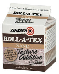 Zinsser® Roll-A-Tex Sand Texture Additive for Paint - 1 lb