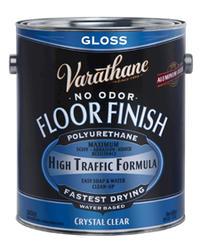 Varathane® Crystal Clear Gloss Water-Based Floor Finish - 1 gal.