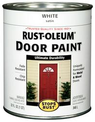 Rust-Oleum® Stops Rust® White Door Paint - 1 qt