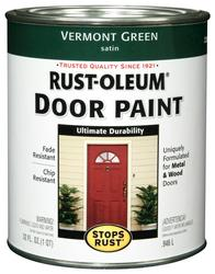 Rust-Oleum® Stops Rust® Vermont Green Door Paint - 1 qt