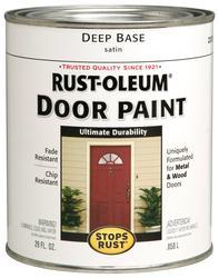 Rust-Oleum® Stops Rust® Deep Base Door Paint - 1 qt