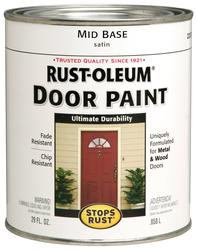 Rust-Oleum® Stops Rust® Mid Base Door Paint - 1 qt