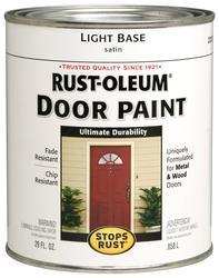 Rust-Oleum® Stops Rust® Light Base Door Paint - 1 qt