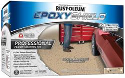 EPOXYShield Dunes Tan Professional Floor Coating Kit