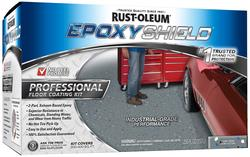 EPOXYShield Dark Gray Professional Floor Coating Kit