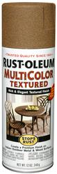 Rust-Oleum® Stops Rust® MultiColor Rustic Umber Textured Spray Paint - 12 oz