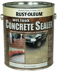 Rust-Oleum® Clear Gloss Wet Look Concrete Sealer - 1 gal.