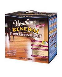 Varathane® Renewal Semi-Gloss Floor Refinishing Kit - 1 gal.