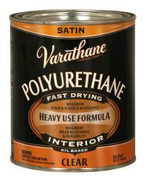 Varathane® Satin 275-VOC Oil-Based Interior Polyurethane - 1 qt