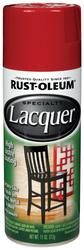 Rust-Oleum® Specialty Chinese Red Lacquer Spray - 11 oz