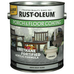 Rust-Oleum® Gloss Dove Gray Porch & Floor Coating - 1 gal.