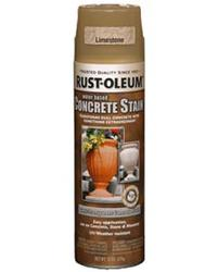 Rust-Oleum® Limestone Concrete Stain and Sealer Spray - 15 oz