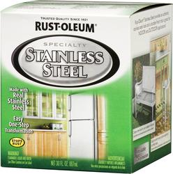 Rust-Oleum® Specialty Stainless Steel Paint - 1 qt