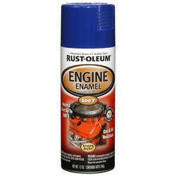 Rust-Oleum® Old Ford Blue Engine Enamel Spray - 12 oz