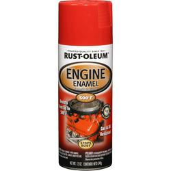 Rust-Oleum® Ford Red Engine Enamel Spray - 12 oz