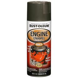 Rust-Oleum® Cast Coat Iron Engine Enamel Spray - 11 oz