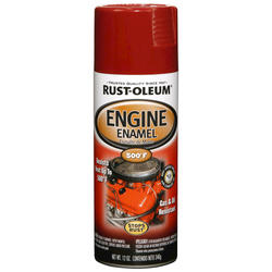 Rust-Oleum® Chrysler Industrial Red Engine Enamel Spray - 12 oz