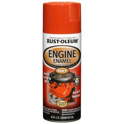 Rust-Oleum® Chrysler Hemi Orange Engine Enamel Spray - 12 oz