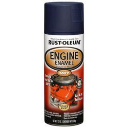 Rust-Oleum® Ford Dark Blue Engine Enamel Spray - 12 oz