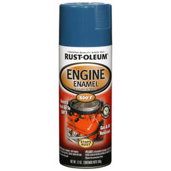 Rust-Oleum® GM Blue Engine Enamel Spray - 12 oz