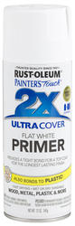 Painter's Touch Ultra Cover 2X White Primer Spray - 12 oz