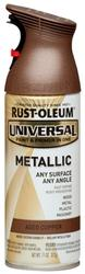 Rust-Oleum® Universal® Metallic Aged Copper Paint and Primer Spray - 11 oz