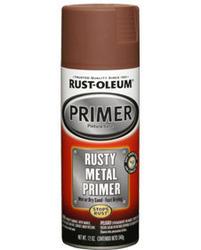 Rust-Oleum® Automotive Rusty Metal Primer Spray - 12 oz