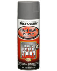 Rust-Oleum® Automotive High-Heat Primer Spray - 12 oz