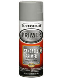 Rust-Oleum® Automotive Sandable Gray Primer Spray - 12 oz