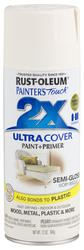 Painter's Touch Ultra Cover 2X Semi-Gloss Ivory Bisque Spray Paint - 12 oz