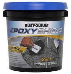 EPOXYShield Blacktop Patch & Crack Filler - 1 gal.