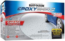 EPOXYShield Base Tint Garage Floor Coating Kit