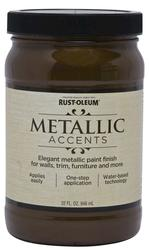 Rust-Oleum® Metallic Accents Bronze Paint - 1 qt