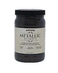 Rust-Oleum® Metallic Accents Rich Brown Paint - 1 qt