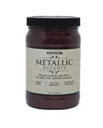 Rust-Oleum® Metallic Accents Black Garnet Paint - 1 qt